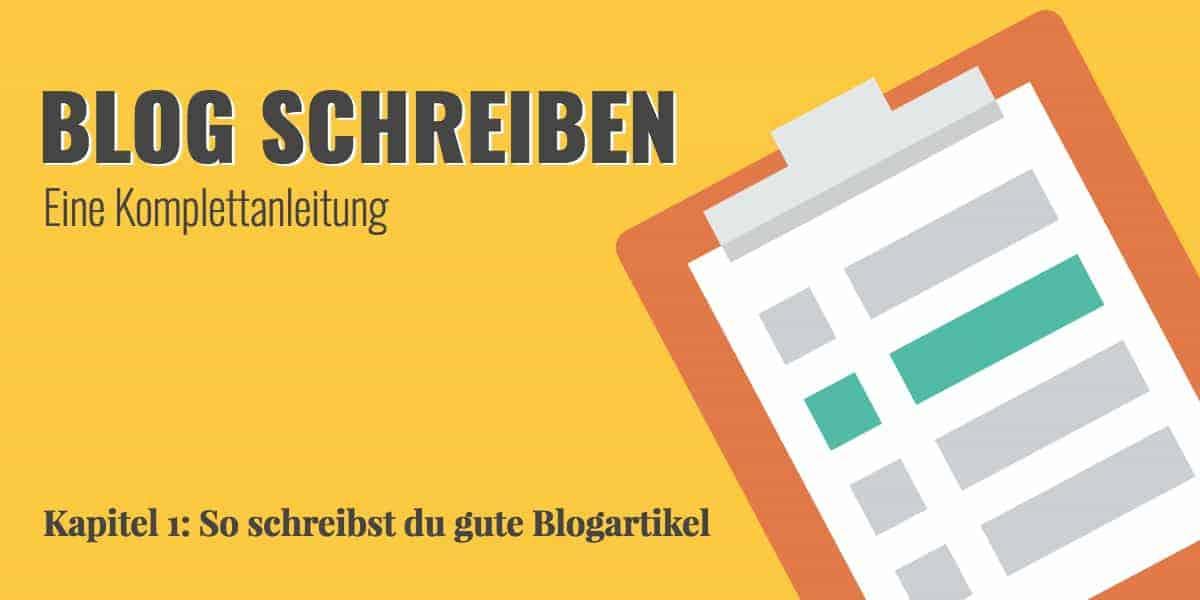 BlogSchreiben1